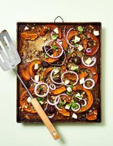 Photo culinaire- Potimarron épices- 7 min en cuisine - Hachette - ©Maud Argaïbi
