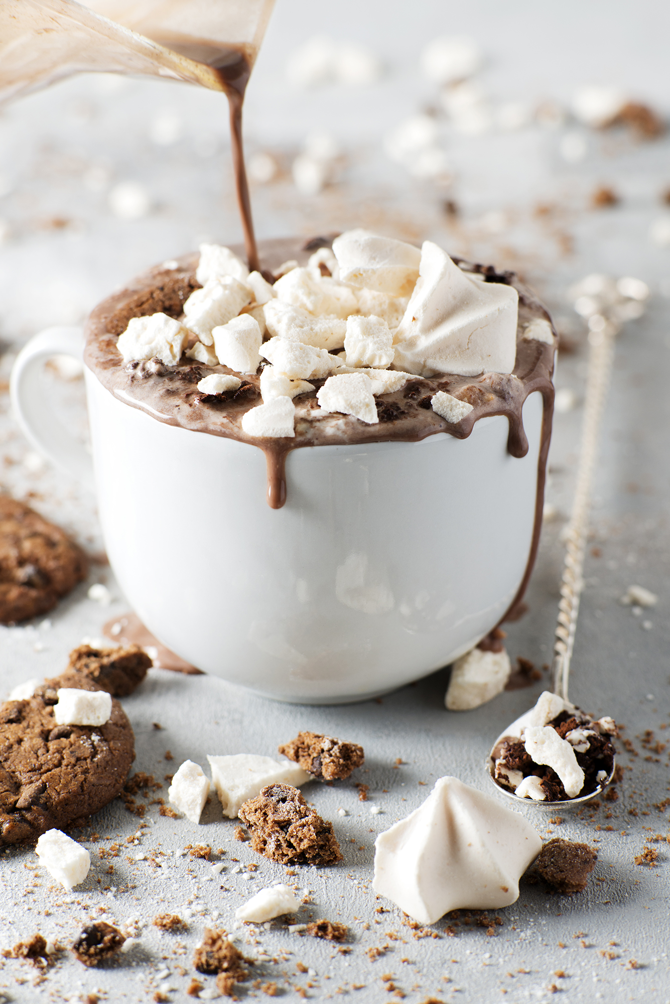 maud argaibi, photo culinaire, chocolat chaud