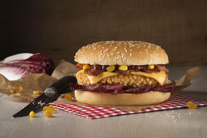 Burger pour la marque IGLO par Maud ARGAIBI