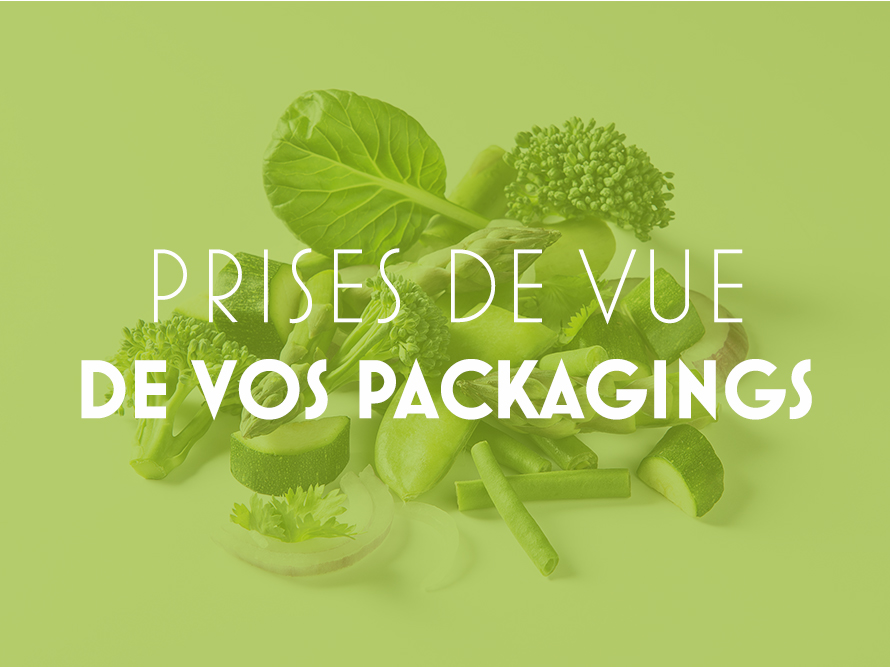 Vos packagings