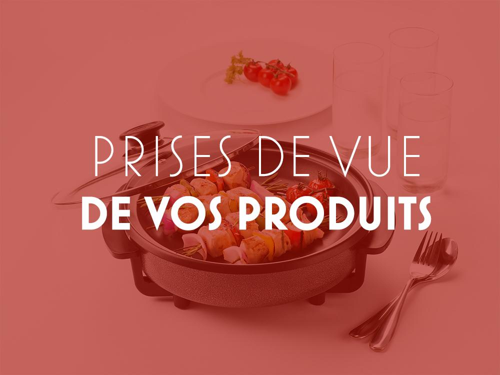 Vos produits