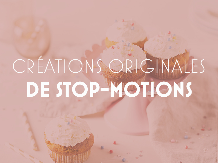 Vos stop-motions