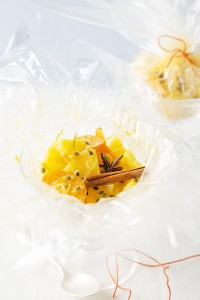 Papillote ananas sur maudargaibi.fr