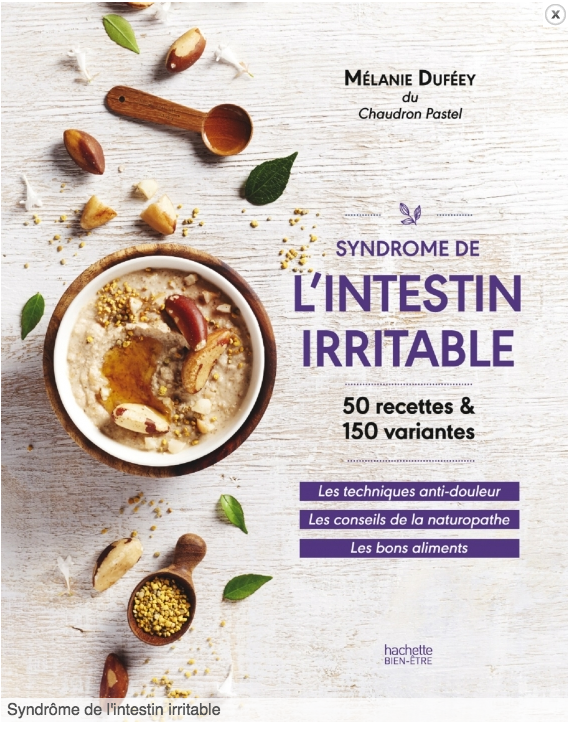 Photo couverture livre Syndrome de l'intestin irritable