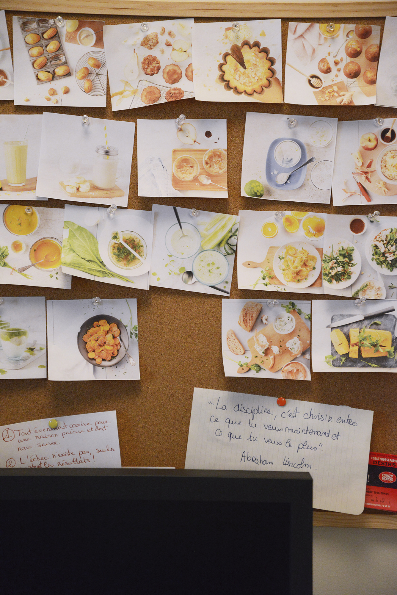 Tableau studio photo culinaire